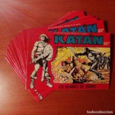 Cómics: KATAN EDICIONES URSUS COMPLETA 10 Nº.. Lote 293720688