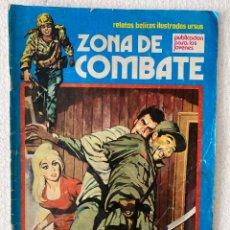 Cómics: ZONA DE COMBATE #72 - URSUS. Lote 294125523