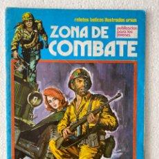 Cómics: ZONA DE COMBATE #49 - URSUS. Lote 294126028