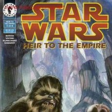Cómics: STAR WARS - HEIR TO THE EMPIRE # 3 (DE 6) (DARK HORSE,1995). Lote 897230