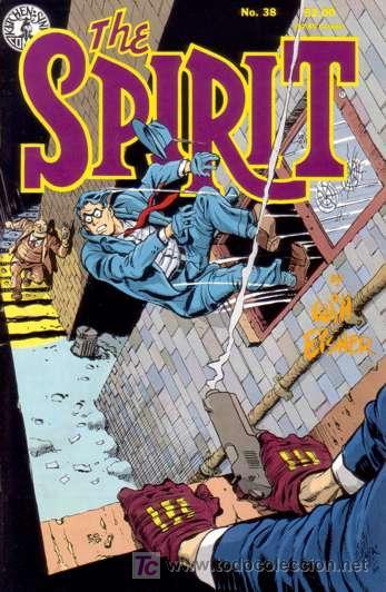 WILL EISNER - THE SPIRIT # 38 (KITCHEN SINK PRESS,1987) (Tebeos y Comics - Comics Lengua Extranjera - Comics USA)