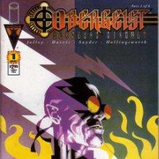 Cómics: COMPLETA - OBERGEIST - RAGNORAK HIGHWAY # 1 AL 6 (IMAGE,2001) - TONY HARRIS. Lote 26832333