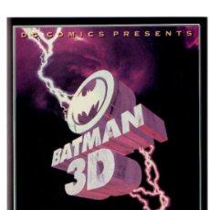 Cómics: BATMAN 3-D GRAPHIC NOVEL. JOHN BYRNE. DC COMICS. PERFECTO ESTADO. Lote 9866363