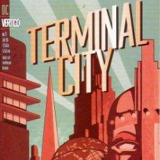 Cómics: COMPLETA - TERMINAL CITY # 1 AL 9 (DC-VERTIGO,1996) - DEAN MOTTER - MICHAEL LARK. Lote 26500749