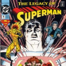 Cómics: THE LEGACY OF SUPERMAN # 1 (DC,1993). Lote 27119882