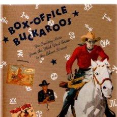Cómics: BOX-OFFICE BUCKAROOS. LIBRO EN INGLÉS. EXCELENTE ESTADO. Lote 9757854