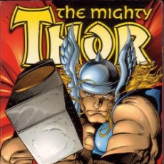 Cómics: MIGHTY THOR: ACROSS ALL WORLDS TPB (MARVEL,2001) - ANDY KUBERT. Lote 26794789