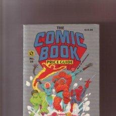 Comics : OVERSTREET COMIC-BOOK PRICE GUIDE Nº 16. EDICION ORIGINAL AMERICANA. 1986/87. BUEN ESTADO. Lote 8567530
