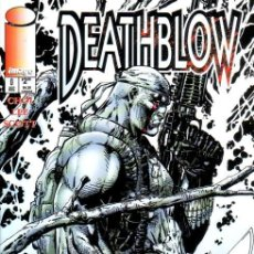 Cómics: COMPLETA - DEATHBLOW VOL.1 # 0 AL 29 (IMAGE,1993) - JIM LEE - TIM SALE. Lote 27328257