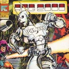 Cómics: JOHN BYRNE - ROG 2000 (PACIFIC COMICS,1982). Lote 63366642