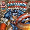 Cómics: CAPTAIN AMERICA VOL.2 # 1 (MARVEL,1997) - HEROES REBORN - CAPITAN AMERICA. Lote 18248018
