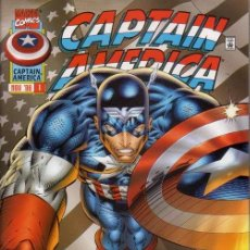 Comics - CAPTAIN AMERICA VOL.2 # 1 (MARVEL,1997) - HEROES REBORN - CAPITAN AMERICA - 18248018