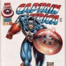 Cómics: CAPTAIN AMERICA VOL.2 # 1 - VARIANT COVER (MARVEL,1997) - HEROES REBORN - CAPITAN AMERICA. Lote 18248019