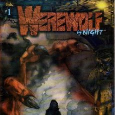 Cómics: COMPLETA - WEREWOLF BY NIGHT VOL.2 # 1 AL 6 (MARVEL,1997) - HOMBRE LOBO. Lote 25959912
