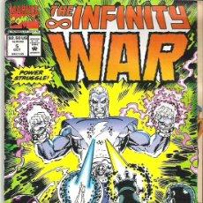 Cómics: THE INFINITY WAR - VOL 1 NUM 5 1992. Lote 6566309