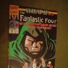 Comics : WHAT IF Nº 18 ...... FANTASTIC FOUR. Lote 6760595