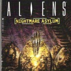 Cómics: ALIENS *** NIGHTMARE ASYLUM *** FORMATO PRESTIGE. Lote 13125736