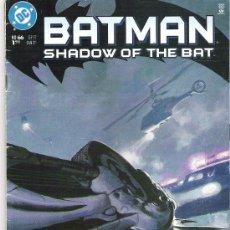 Cómics: BATMAN *** SHADOW OF THE BAT ***1997. Lote 6780672