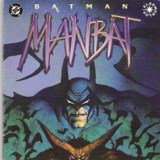 Cómics: BATMAN - MANBAT ***1995. Lote 18499749