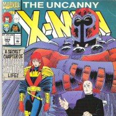 Cómics: THE UNCANNY X-MEN VOL 1 NUM 309 IN MEMORY MOST BITTER. Lote 6847612