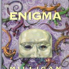 Cómics: ENIGMA - MILLIGAN FEGREDO ***1995 COMIC BOOK. Lote 14066928