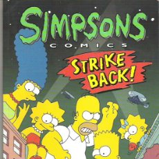 Cómics: SIMPSONS *** COMICS EXTRAVANZA *** FIRST EDITION. Lote 14995199