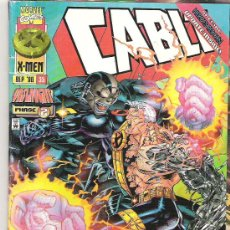 Cómics: CABLE *** ETERNAL WARRIORS *** ONSLUGHT PHASE 2 SEP 1996. Lote 6855658