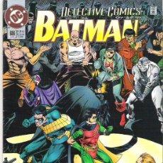 Cómics: BATMAN DETECTIVES COMICS ***1985***686. Lote 6856088