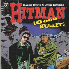Cómics: HITMAN 10,000 BULLETS ***1996*** FORMATO PRESTIGE 113 PAG. Lote 12359756