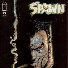 Cómics: SPAWN # 83 (IMAGE,1999). Lote 220112095