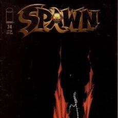 Cómics: SPAWN # 74 (IMAGE,1998). Lote 220112040