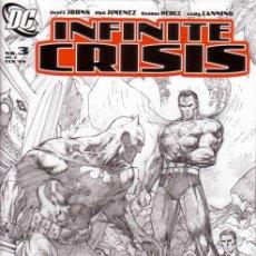 Cómics: INFINITE CRISIS # 3 - SKETCH COVER - JIM LEE (DC,2006). Lote 23331214