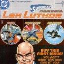 Cómics: COMPLETA - SUPERMAN NEMESIS : LEX LUTHOR # 1 AL 4 (DC,1999). Lote 26216664