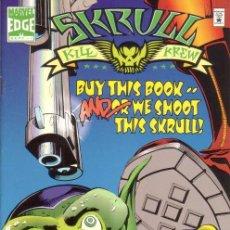 Cómics: COMPLETA - SKRULL KILL KREW # 1 AL 5 (MARVEL,1995) - GRANT MORRISON - SECRET INVASION. Lote 26162553