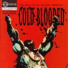 Cómics: COMPLETA - COLD BLOODED # 1 A 3 (NORTHSTAR,1993) - KYLE HOTZ - VAMPIRE. Lote 95982260
