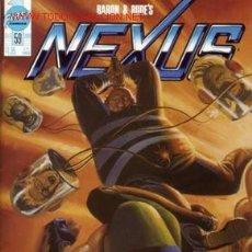 Cómics: NEXUS VOL.2 # 59 (FIRST COMICS,1989) - MIKE BARON - STEVE RUDE. Lote 5217814
