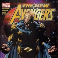 Cómics: NEW AVENGERS # 3 (MARVEL,2005) - DAVID FINCH. Lote 18091220