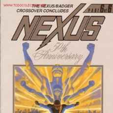 Cómics: NEXUS VOL.2 # 50 (FIRST COMICS,1988) - MIKE BARON - STEVE RUDE. Lote 27119880