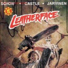 Cómics: LEATHERFACE # 1 (NORTHSTAR,1991) - TEXAS CHAINSAW MASSACRE - MATANZA DE TEXAS. Lote 113333852