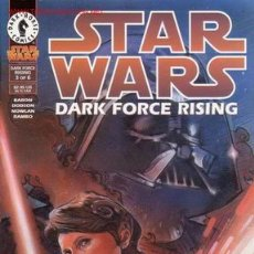 Cómics: STAR WARS - DARK FORCE RISING # 3 (DARK HORSE,1997). Lote 2229752