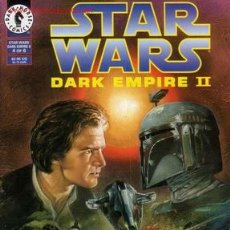 Cómics: STAR WARS - DARK EMPIRE II # 4 (DARK HORSE,1995). Lote 3033751