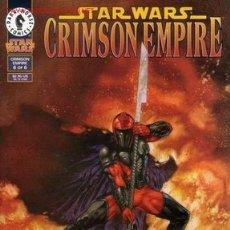 Cómics: STAR WARS - CRIMSON EMPIRE # 6 (DARK HORSE,1998). Lote 3033745