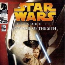 Cómics: STAR WARS - EPISODE III # 2 (DARK HORSE,2005). Lote 1469782