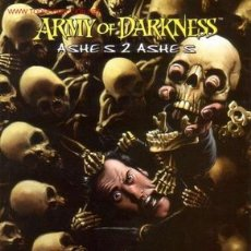 Cómics: EVIL DEAD - ARMY OF DARKNESS - ASHES 2 ASHES TPB (DYNAMITE,2005). Lote 27328254