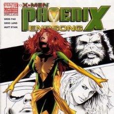 Cómics: X-MEN: PHOENIX ENDSONG # 2 (MARVEL,2005) - VARIANT COVER. Lote 22906765