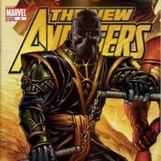 Cómics: NEW AVENGERS # 4 (MARVEL,2005) - VARIANT COVER - DAVID FINCH. Lote 52436309