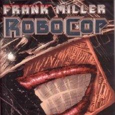 Cómics: FRANK MILLER - ROBOCOP # 7 - PLATINUM LIMITED EDITION (AVATAR,2005). Lote 25734520