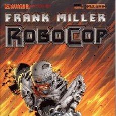 Cómics: FRANK MILLER - ROBOCOP # 1 - PLATINUM LIMITED EDITION (AVATAR,2005). Lote 25734521