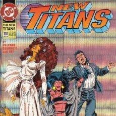 Cómics: THE NEW TITANS VOL.2 # 100 (DC,1993) - NEW TEEN TITANS - TOM GRUMMETT. Lote 5200033