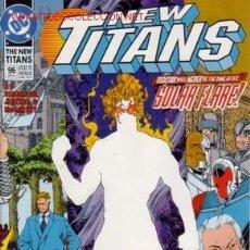 Cómics: THE NEW TITANS VOL.2 # 96 (DC,1993) - NEW TEEN TITANS - PHIL JIMENEZ. Lote 5200035